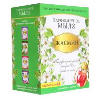 """Набор для изготовления парфюмерного мыла Master IQ """"ЖАСМИН"""""""