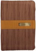 БИБЛИЯ 045 DR Коралловый цвет, зол. обрез с голографическим напылением, закладка /120х165/