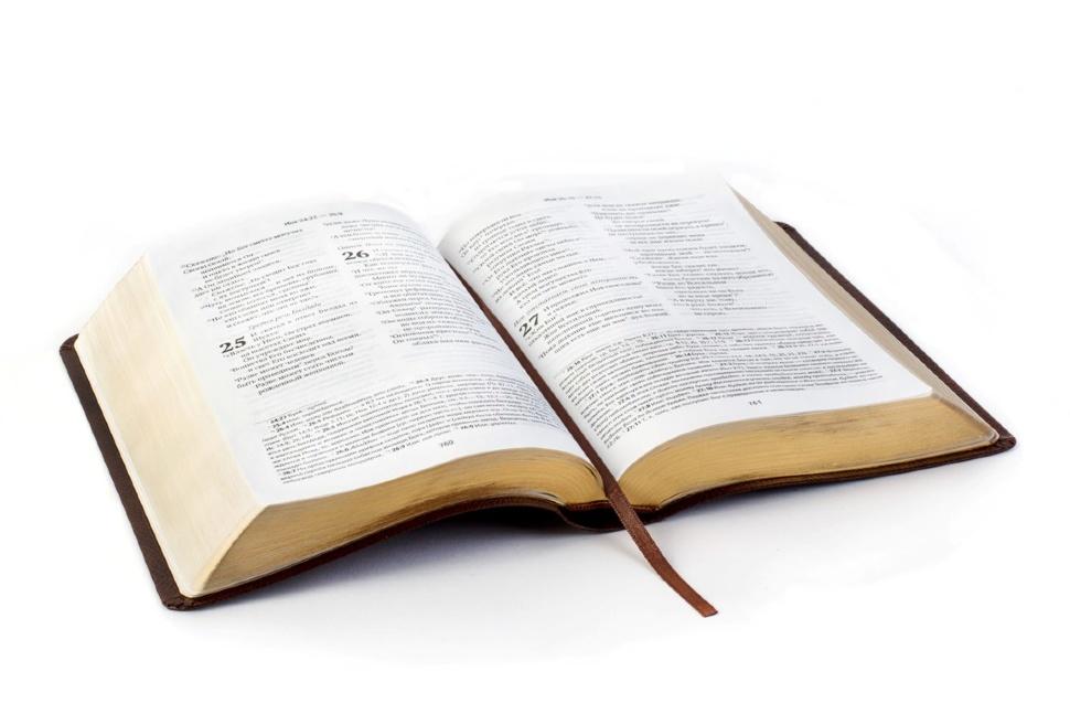 БИБЛИЯ В СОВРЕМЕННОМ ПЕРЕВОДЕ под ред. М.П. Кулакова /гибкий переплет, фиолетовый термовинил, серебристый обрез/