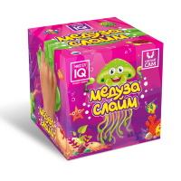 """Игрушка для детей """"МЕДУЗА-СЛАЙМ СДЕЛАЙ САМ"""" /зеленый/"""
