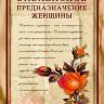 БИБЛЕЙСКОЕ ПРЕДНАЗНАЧЕНИЕ ЖЕНЩИНЫ. Нэнси Ли Демосс