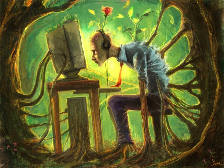 Десять способов избежать греховной саморекламы в интернете. Марк Сэйрс